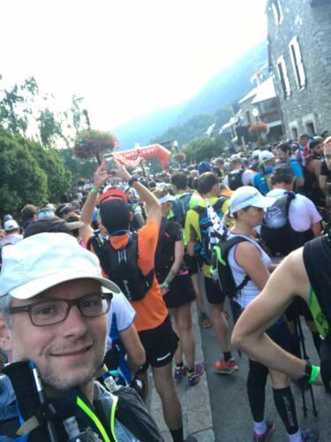 Greg sur le 43km